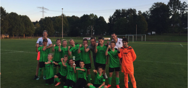 D1-Junioren des JFV Ulfetal spielen in der Gruppenliga
